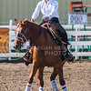 Sophomore western Brynn Critcher spins her horse during Reining against OSU on Oct. 9, 2015 at Timbercreek Stables in Manhattan.  She is currently 1-1 in the season.  (Rodney Dimick | The Collegian)