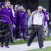 (Parker Robb | The Collegian)Head coach Bill Snyder watches and directs his team as K-State attempts to mount a comeback as time continues to wind down in the fourth quarter of the Wildcats' 24-31 loss to the No. 2 Bears Nov. 5, 2015, in Bill Snyder Family Stadium. (Parker Robb | The Collegian)