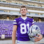 Senior wide receiver Kyle Klein, younger brother of former quarterback and Heisman finalist Collin Klein, is ready to make a splash on the field this season after sitting out last season due ...