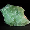 Homestake Mine Fluorite, 5.5 inches across<br /> From Mark Hay & Dick Morris, <br /> purchased at 2012 TGMS show