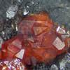 2mm FOV. Amazon wash vanadinite, collected 2011