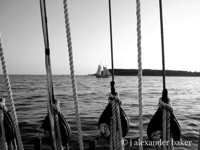 Passing Starboard