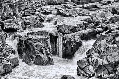 Ausable River, Adirondack Mouintains, NY