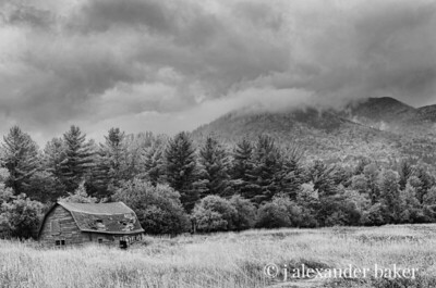 Abandoned Barn, Adirondack Mountains, NY