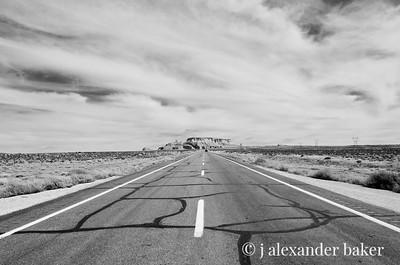 Desert Highway 1, Arizona