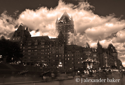 Ghostly Quebec, Chateau Frontenac