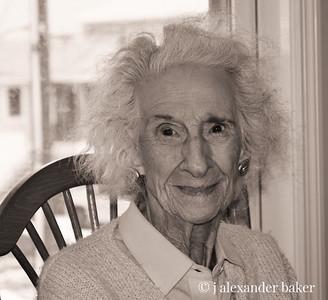 Edith at 95