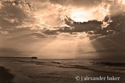 God's Fishing Pier - Garden City, SC