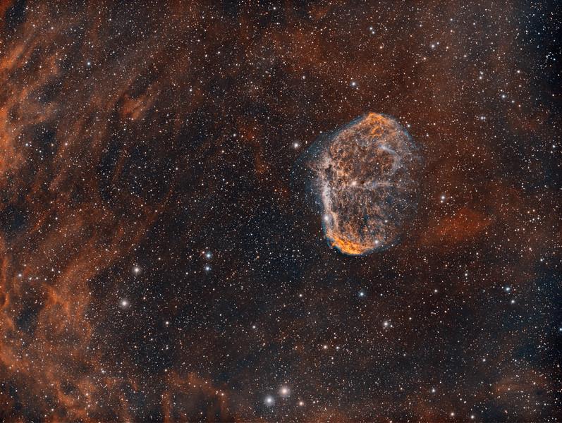 NGC 6888 Cocoon Nebula