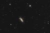 M102 The Spindle Galaxy, a lenticular galaxy in Draco