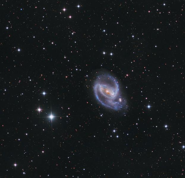 NGC 1097 process #2
