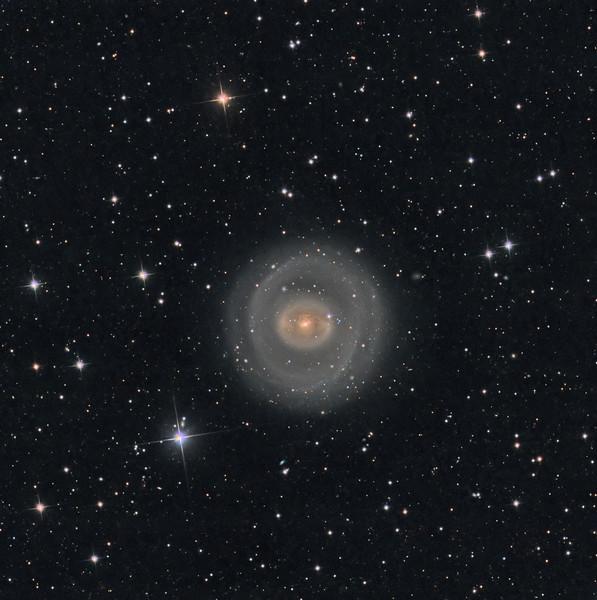 NGC 1269 Ring Galaxy