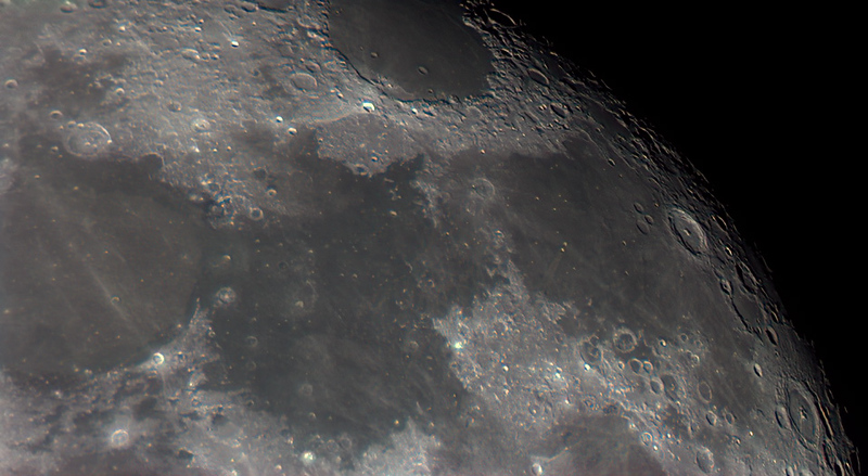 testing lucky imaging on moon with ASI462MC