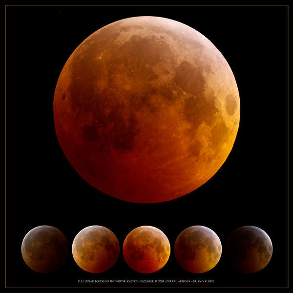 total lunar eclipse from Arizona