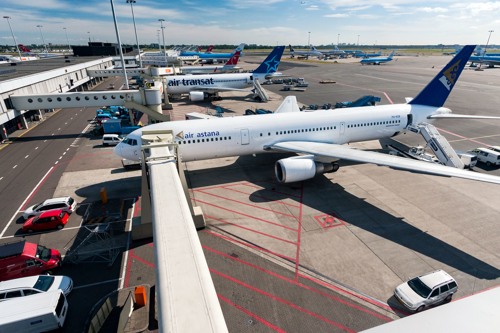 Air Astana 767