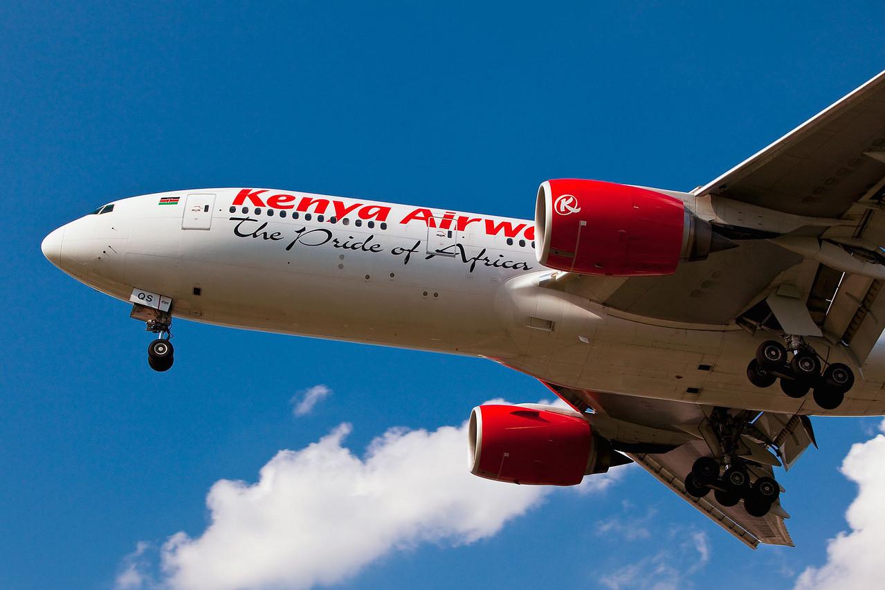 Heathrow 2009.