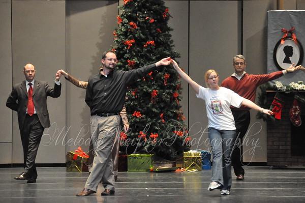 Topeka Ballet Nutcracker 2009