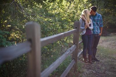 Calvin & Sara - Palomar Mountain Engagement Session 039