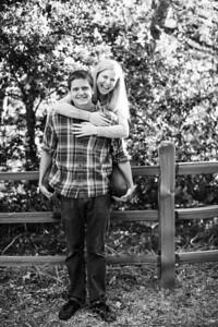 Calvin & Sara - Palomar Mountain Engagement Session 046