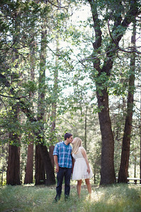 Calvin & Sara - Palomar Mountain Engagement Session 003
