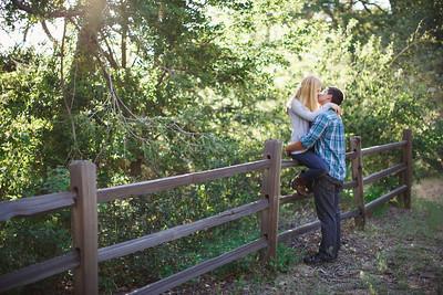 Calvin & Sara - Palomar Mountain Engagement Session 041