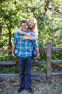 Calvin & Sara - Palomar Mountain Engagement Session 047