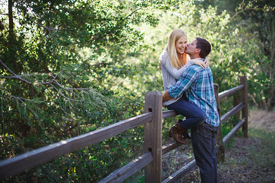 Calvin & Sara - Palomar Mountain Engagement Session 043