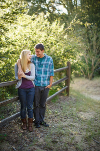 Calvin & Sara - Palomar Mountain Engagement Session 037