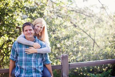 Calvin & Sara - Palomar Mountain Engagement Session 048