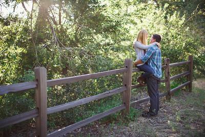 Calvin & Sara - Palomar Mountain Engagement Session 040