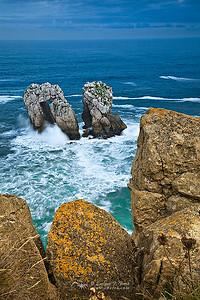 Urros enmarcados, Costa quebrada, Cantabria