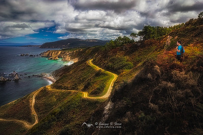 The magical coast, Rías altas, La Coruña, Galicia