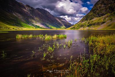 Loch Achtriochtan, Glen Coe