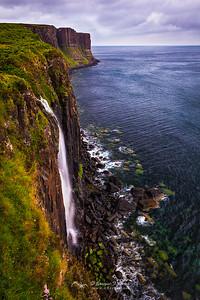 Kilt Rock, Isla de Skye