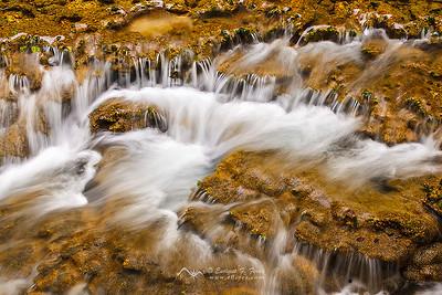 Flowing through golden land, P. Nt. Urbasa y Andía