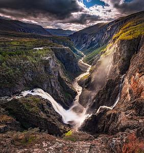 Vøringfossen, Noruega