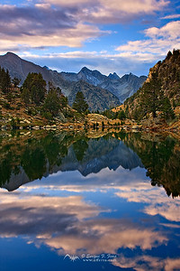 Reflejos de Montaña