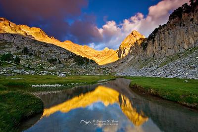 Reflejos del Paraiso I, P.Nt. Posets y Maladeta, Huesca