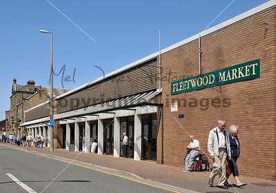 Wyre Council (Tourism) Fleetwood Market 09-07-09