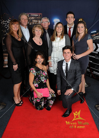 Wyre Walk Of Fame Award Event