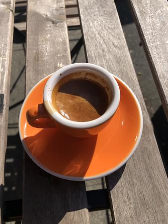 Seal Dog Cafe espresso