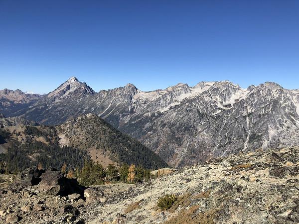View from Navaho Peak