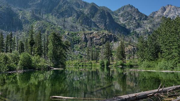 Lower Eightmile Lake