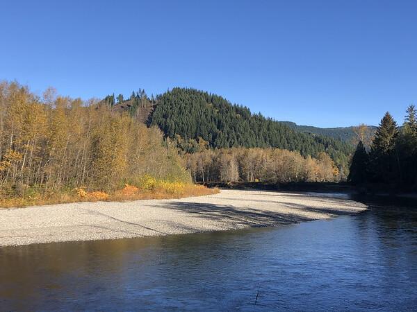 North Fork Stillaguamish River
