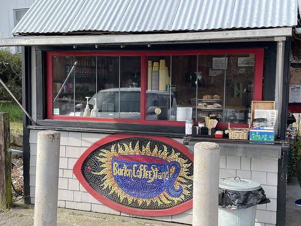 Burton Coffee Stand