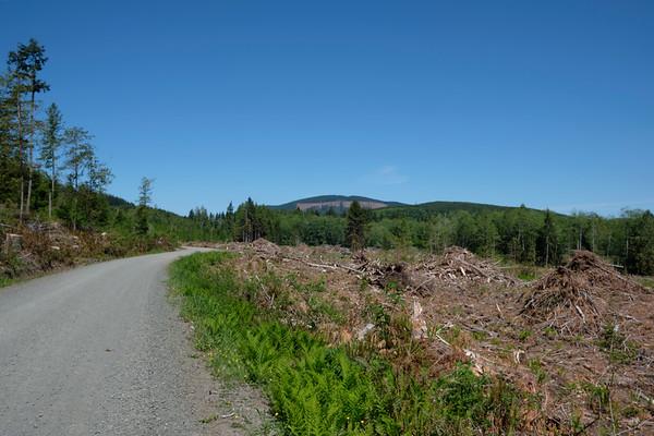 Snow Creek Road