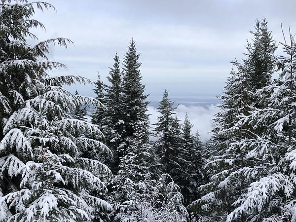 Mount Zion summit