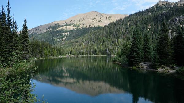 Departing Grand Lake