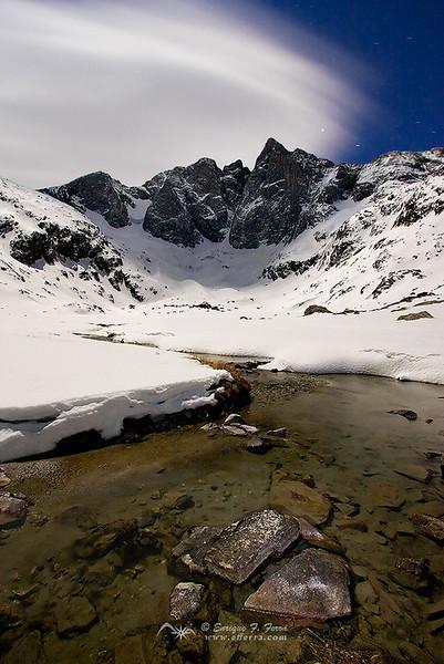 Vignemale mágico, Valle de Gaube, P.N. de los Pirineos, Francia