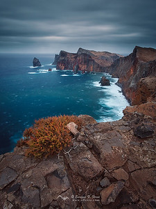 Punta de San Lorenzo, Madeira, Portugal